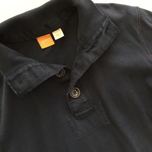 Hugo Boss Shirts - Hugo Boss Cotton Polo Shirt